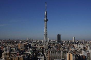 Toquio Sky Thee
