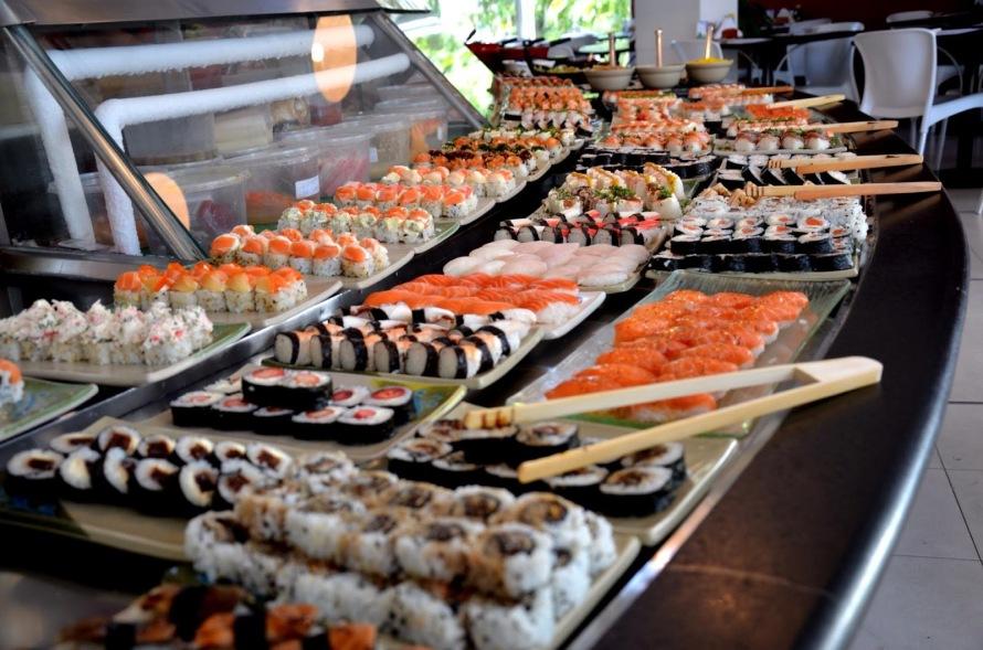 Restaurante Japones no Braisl