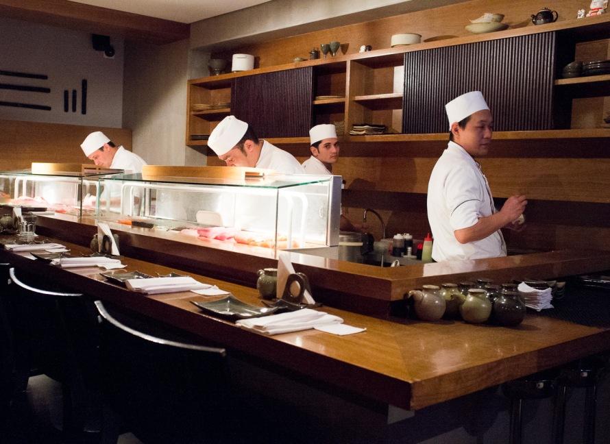 Restaurantes de Culinária Japonesa