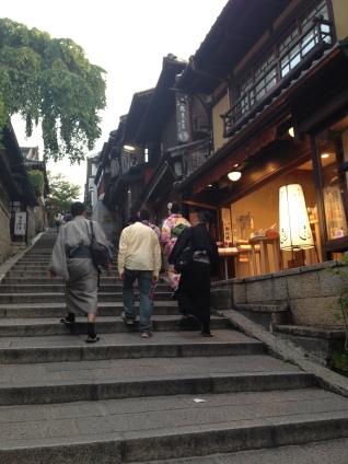 Kioto - Bairro antigo
