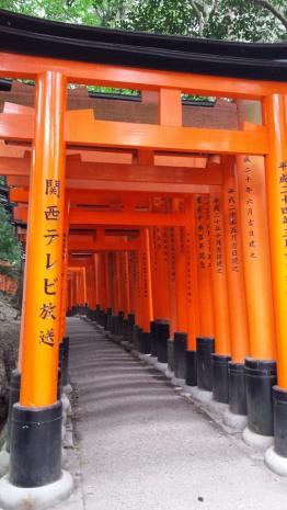 Fushimi inari - Japão