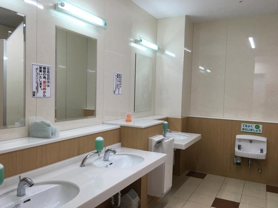lavatorio c opcão secador para as mão ou toalhinhas